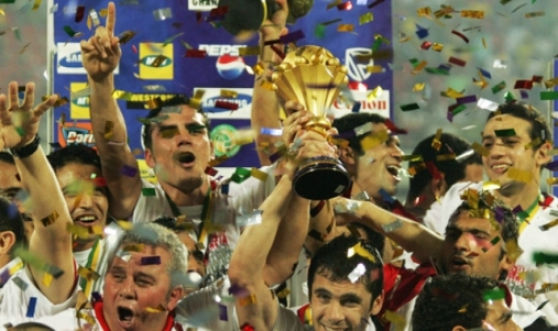 Egypt AFCON 2010
