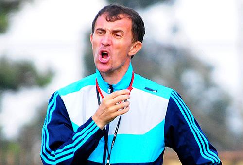 Uganda Coach Micho