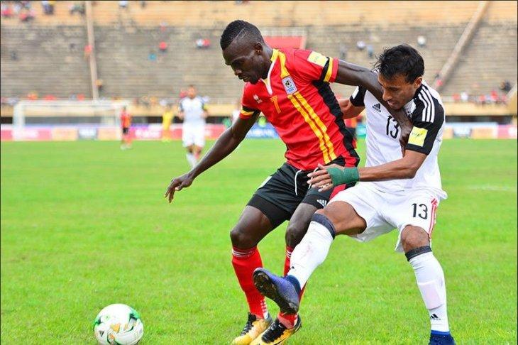 Uganda vs. Egypt