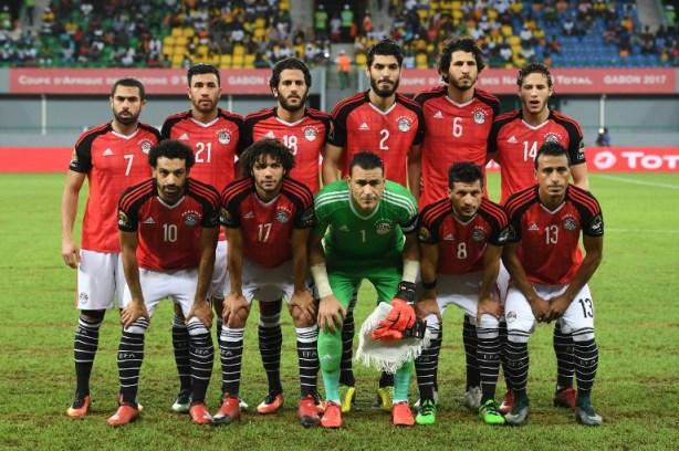 Egypt squad