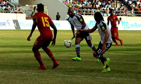 Ghana vs. Egypt