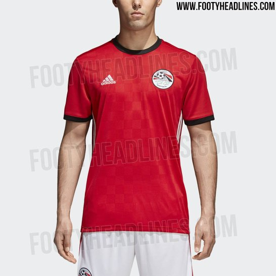 2018 Egypt home kit