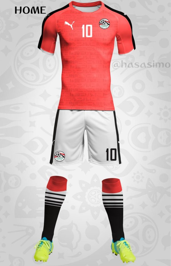 Egypt fan concept kit