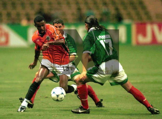 Mexico vs. Egypt - 1999 FIFA Confederations Cup