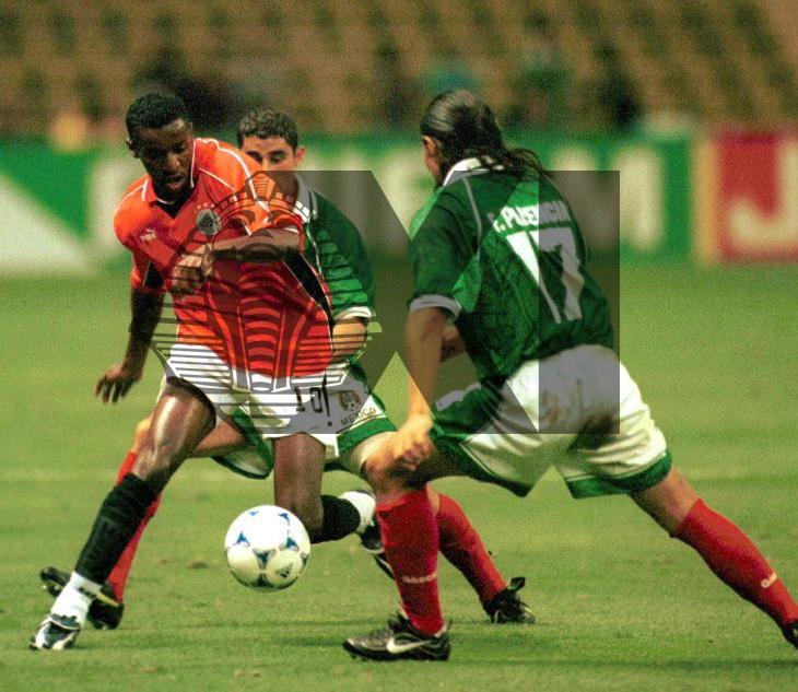 Mexico vs. Egypt - 1999 FIFA Confederations Cup
