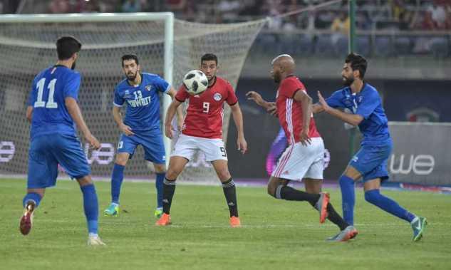 Kuwait vs. Egypt
