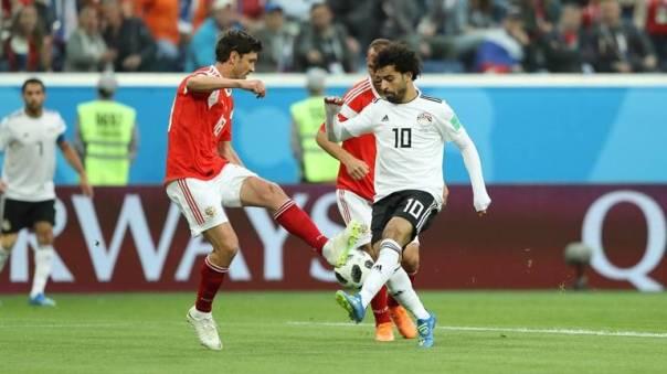 Russia vs. Egypt